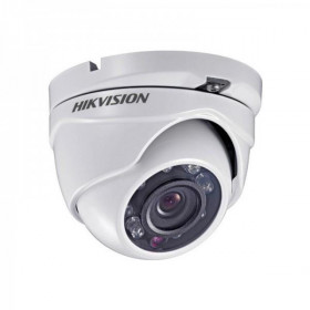 HIKVISION - DS-2CE56H0T-ITMF Κάμερα Dome 5MP ultra low light, με φακό 2.8mm και IR20m.