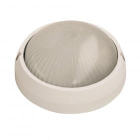 Πλαφονιέρα Αλουμινίου 2022L E27 Λευκή IP54