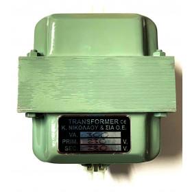 Μετασχηματιστής Μονοφασικός 500VA 230V σε 230V