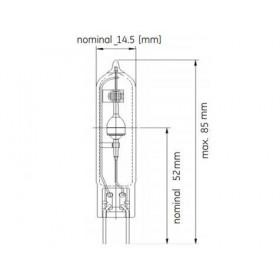Λάμπα CMH-TC 35W G8.5 3000k Constantcolor GE