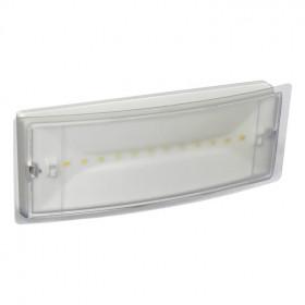 GR-9/LEDS Φωτιστικό Ασφαλείας Συνεχούς Και Μη Συνεχούς Λειτουργίας 180min