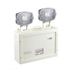 GRL-21 Φωτιστικό Ασφαλείας Μη Συνεχούς Λειτουργίας Με Προβολείς LED