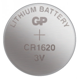 Μπαταρία Λιθίου CR1620 3V GP