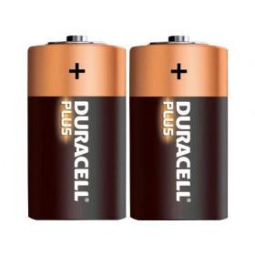 Μπαταρία Αλκαλική LR20 D 1,5V (Blister 2τμχ) PLUS POWER DURACELL